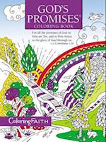 God's Promises Coloring Book (Coloring Faith)
