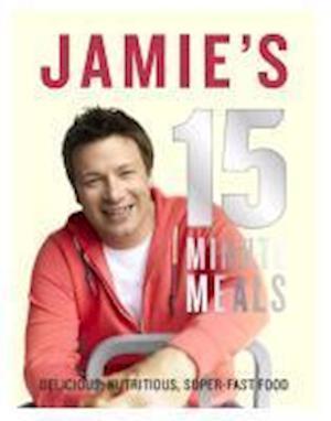 Bog, hardback Jamie's 15-Minute Meals af Jamie Oliver