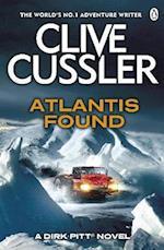 Atlantis Found (Dirk Pitt Adventures, nr. 15)
