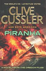 Piranha (Oregon Files, nr. 10)