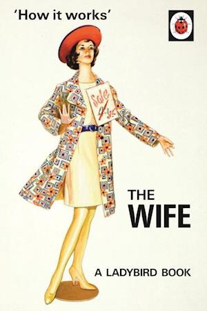 Bog, hardback How it Works: The Wife af Jason Hazeley