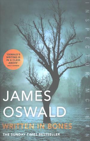 Bog, hardback Written in Bones af James Oswald