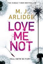 Love Me Not (Detective Inspector Helen Grace, nr. 7)