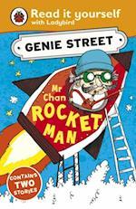 Mr Chan, Rocket Man: Genie Street: Ladybird Read it yourself