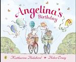 Angelina's Birthday af Katharine Holabird