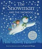The Snowman and the Snowdog Pop-up Picture Book (The Snowman)