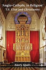 Anglo-Catholic in Religion