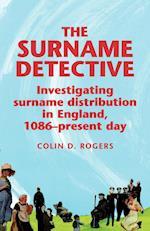 The Surname Detective af Colin Rogers