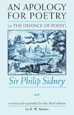 An Apology for Poetry (or the Defence of Poesy) af R W Maslen, Philip Sidney