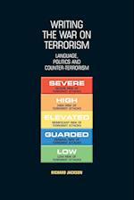 Writing the War on Terrorism af Richard Jackson