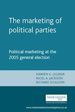 The Marketing of Political Parties af Richard Scullion