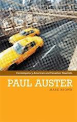 Paul Auster af Mark Brown