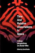 Time and Relative Dissertations in Space af David Butler