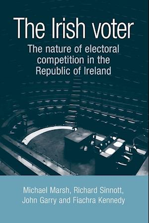 Bog, paperback The Irish Voter af Michael Marsh