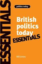 British Politics Today af Bill Jones