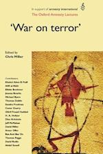 'War on Terror' af Chris Miller