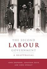 The Second Labour Government af John Davis, Chris Wrigley, John Shepherd