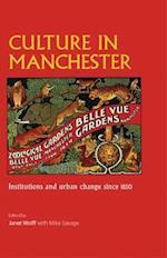 Culture in Manchester