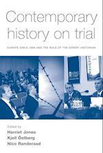 Contemporary History on Trial