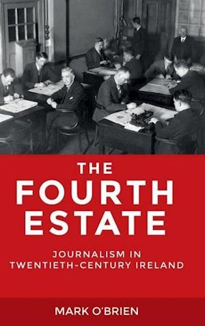 Bog, hardback The Fourth Estate af Mark O'Brien