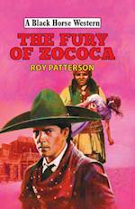 The Fury of Zococa (A Black Horse Western)