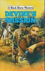 Devine's Mission (A Black Horse Western)