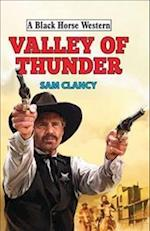Valley of Thunder (A Black Horse Western)