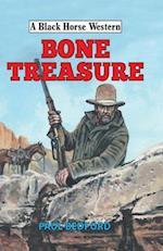 Bone Treasure (A Black Horse Western)