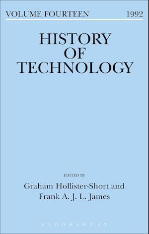 Bog, hardback History of Technology Volume 14