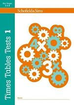 Times Tables Tests Book 1 (Times Tables Tests)
