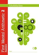 First Mental Arithmetic Answer Book 2 (First Mental Arithmetic)