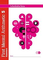 First Mental Arithmetic Answer Book 5 (First Mental Arithmetic)