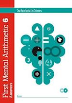 First Mental Arithmetic Answer Book 6 (First Mental Arithmetic)