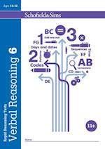 Verbal Reasoning 6 (Rapid Reasoning Tests)