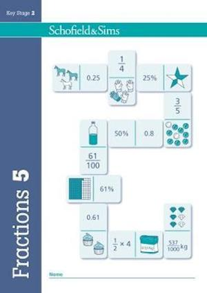 Fractions, Decimals and Percentages Book 5 (Year 5, Ages 9-10)