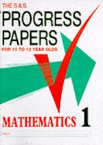 Progress Papers in Mathematics 1 (Progress Papers)