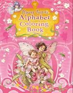 Flower Fairies Alphabet Coloring Book