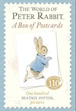 The World of Peter Rabbit: A Box of Postcards af Beatrix Potter