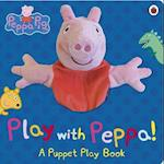 Peppa Pig: Play with Peppa Hand Puppet Book (Peppa Pig)