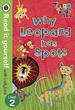 Tinga Tinga Tales: Why Leopard Has Spots - Read it yourself with Ladybird af Ladybird