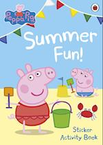 Peppa Pig: Summer Fun! Sticker Activity Book (Peppa Pig)