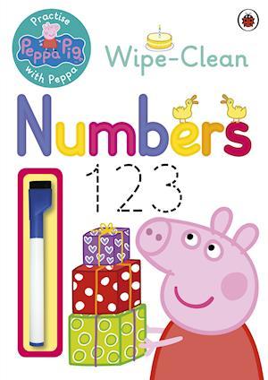 Peppa Pig: Practise with Peppa: Wipe-Clean First Numbers