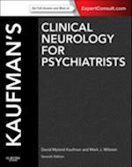 Kaufman's Clinical Neurology for Psychiatrists af David Myland Kaufman, Mark J. Milstein
