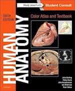 Human Anatomy, Color Atlas and Textbook