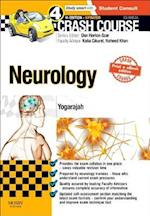 Crash Course Neurology Updated Print + eBook edition (CRASH COURSE)