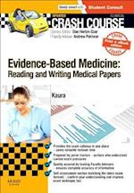 Crash Course Evidence-Based Medicine: Reading and Writing Medical Papers Updated Print + eBook edition (CRASH COURSE)