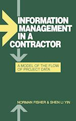 Information Management in a Contractor: A Model of the Flow of Project Data