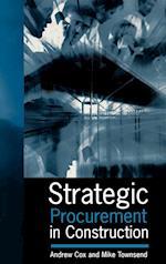 Strategic Procurement in Construction