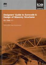 Designers' Guide to Eurocode 6: Design of Masonry Structures (Designers Guide to Eurocodes, nr. 17)