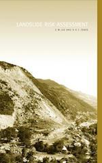 Landslide Risk Assessment af Dkc Jones, Em Lee, Tanure Ojaide